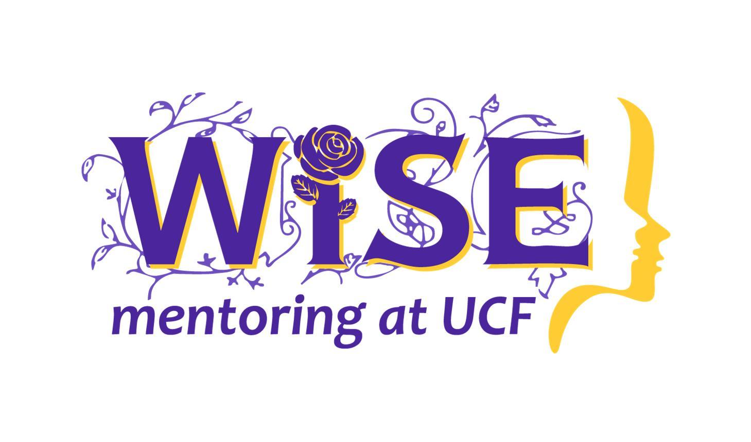 WISE logo purple
